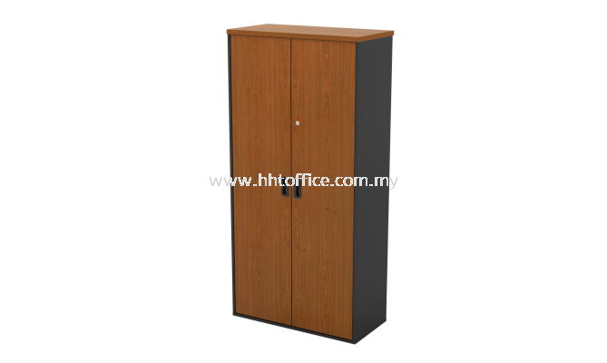 GW747-Swing Door Medium Office Cabinet