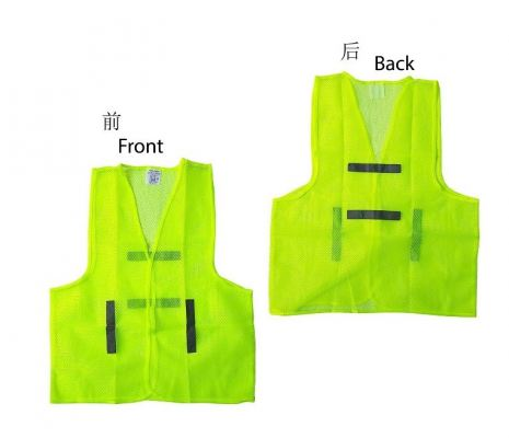 SAFETY CLOTHING-GREEN - 00172A