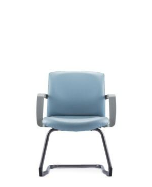 FITS VISITOR CHAIR-GREY-FABRIC
