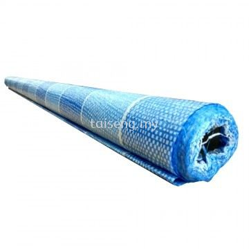 Blue White Long Canvas 1.83M X 100M