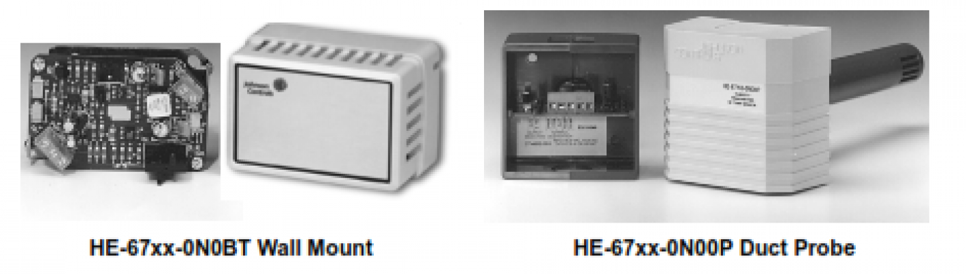 HE-67xx Series -TRUERH™ Humidity Element with Temperature Sensors