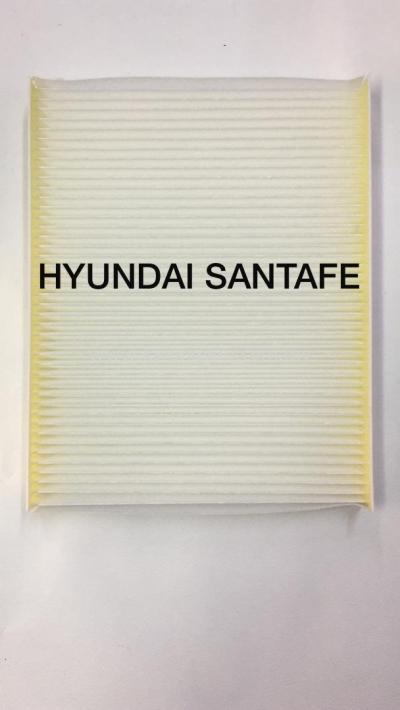 HYUNDAI SANTAFE 2011 BLOWER CABIN AIR FILTER