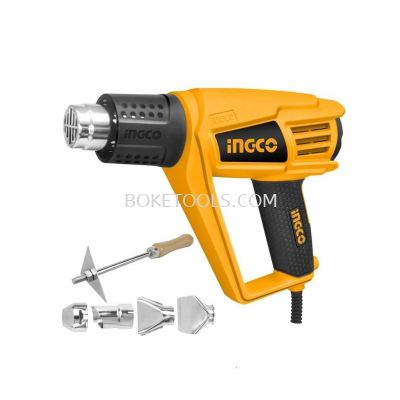 (AVAILABLE IN PIONEER BRANCH) INGCO HG20008 Heat gun