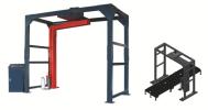 SUREPACK Pallet Strecth Wrapper MH-FG-2300A Pallet Stretch Wrapper Machines