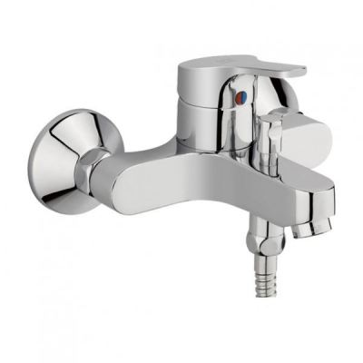 Concept Round Exposed Bath & Shower Mixer Without Shower Kits FFAS1412-601500BF0