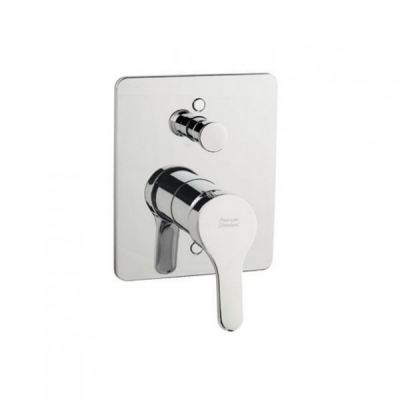 Concept Round Concealed Bath & Shower Mixing Valve FFAS1420-609500BF0