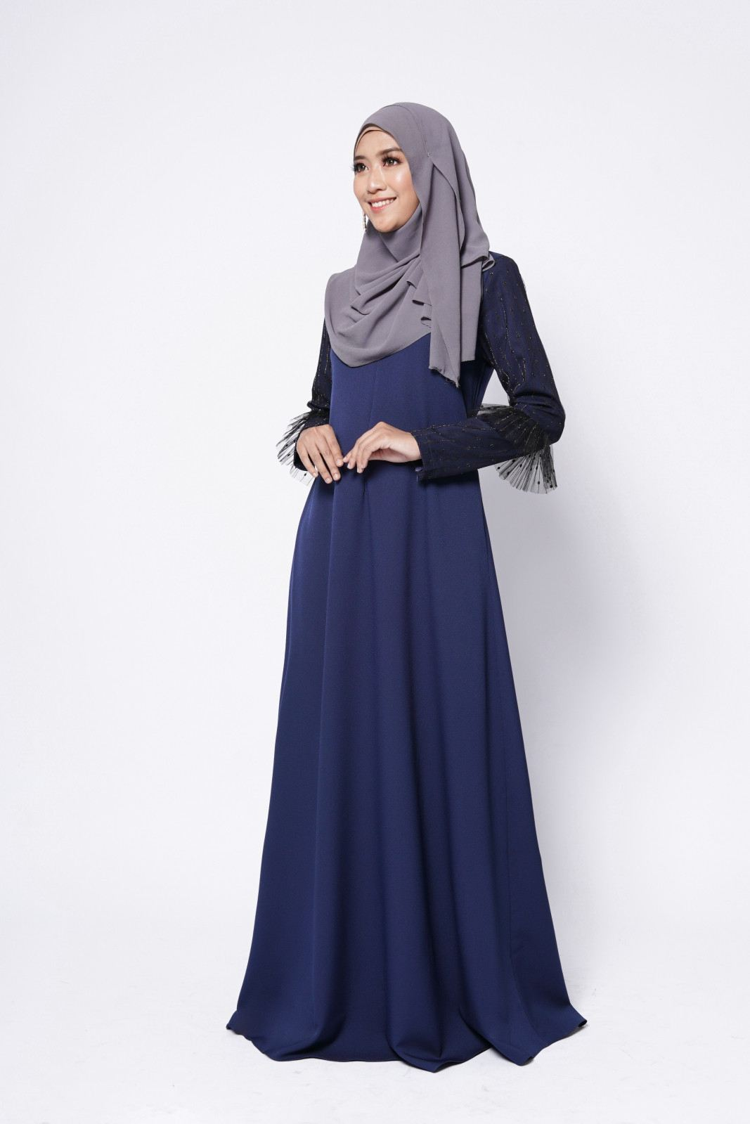 CHANELLE JUBAH - DEEP NAVY