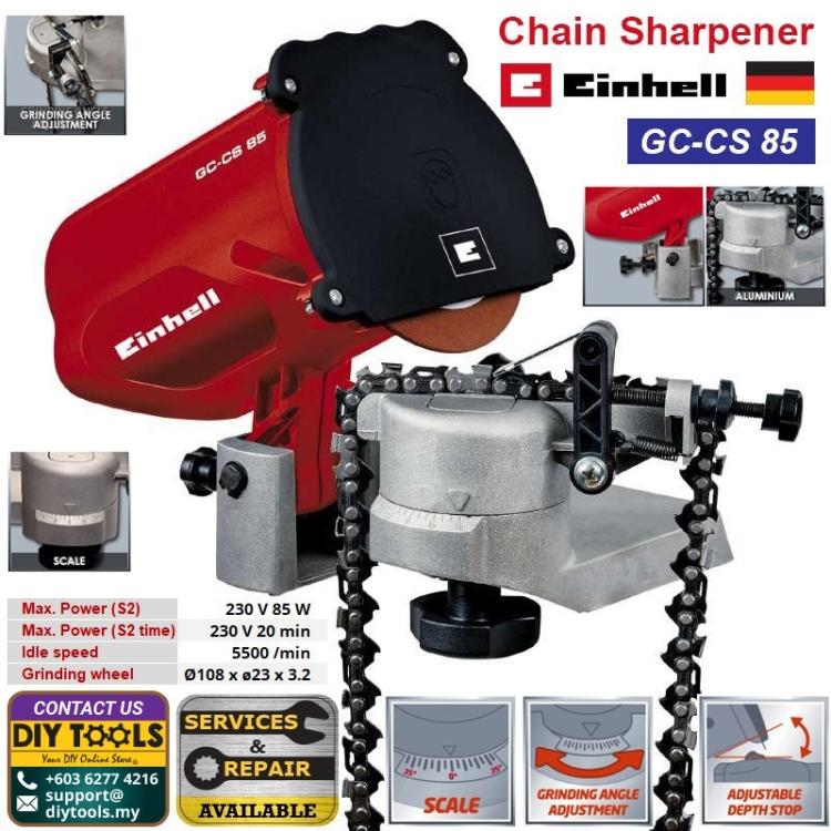 EINHELL Chain Sharpener GC-CS 85