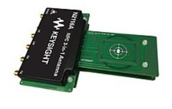 N2116A Programmable NFC 3-in-1 Antenna with 5 mm Spacing
