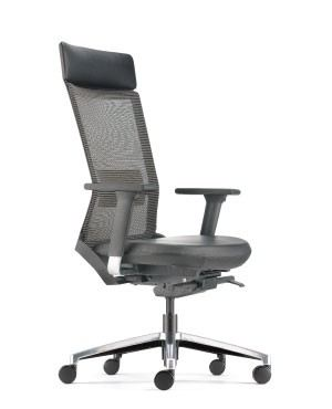 ROYCE EXECUTIVE HIGH BACK CHAIR-FABRIC