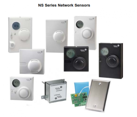 NS Series Network Sensors