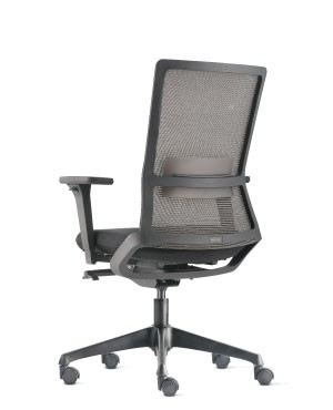 ROYCE MEDIUM BACK CHAIR-FABRIC