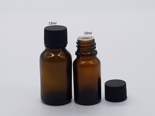 ESSENTIAL OIL BOTTLE 10ML / 15ML