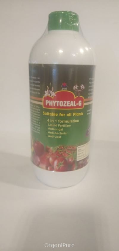 PHYTOZEAL - FLOWER & FRUIT BOOSTER