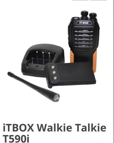 iTBOX Walkie Talkie T590i