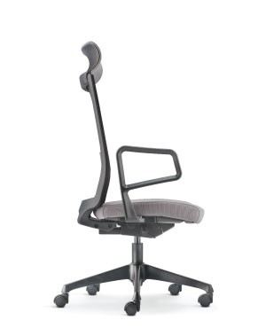 SURFACE HIGH BACK CHAIR-FABRIC
