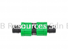 Lock Coupling Drip Tape Accessories Drip Irrigation System Irrigation