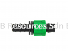 Barbed Coupling Drip Tape Accessories Drip Irrigation System Irrigation