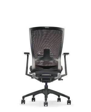 MAXIM MEDIUM BACK CHAIR-FABRIC