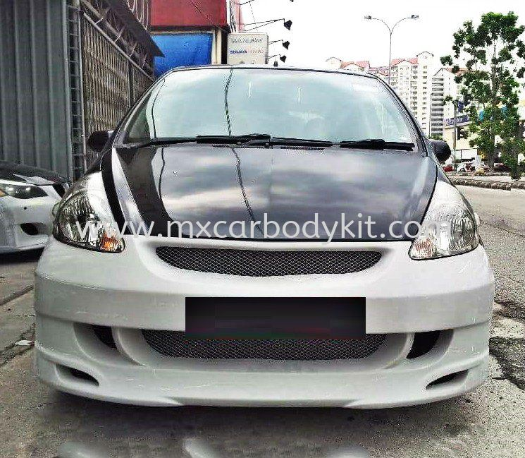 HONDA JAZZ 2003 - 2007 VALLIANT DESIGN BODYKIT JAZZ 2003 - 2007 HONDA