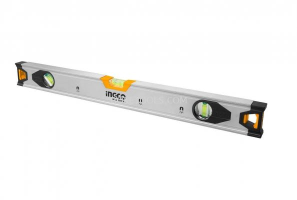 (AVAILABLE IN PIONEER BRANCH) INGCO HSL38060M / HSL38080M Spirit Level With Powerful Magnets