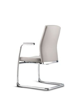 KARISMA EXECUTIVE VISITOR CHAIR WITH ARMREST-FABRIC