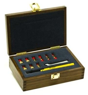 85058E Economy Mechanical Calibration Kit, DC to 67 GHz, 1.85 mm Options and Accessories  Keysight Technologies