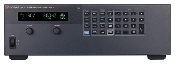 6813C Performance AC Power Source, 1750 VA, 300 V, 13 A  AC Power Sources / Power Analyzers  Keysight Technologies