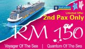 RoyalCarribbean SUPER PROMOTION !!! Others