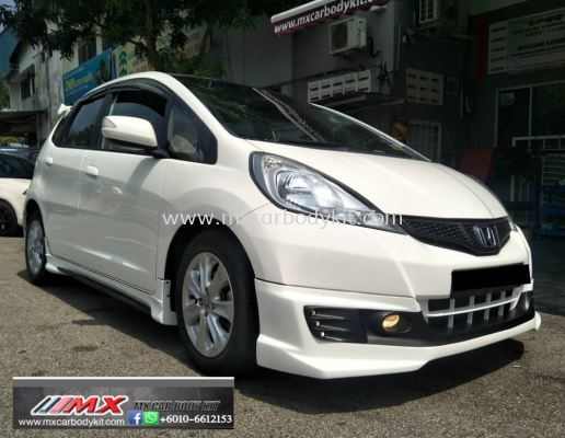 HONDA JAZZ HYBRID 2012 MUGEN 2 LED BODYKIT