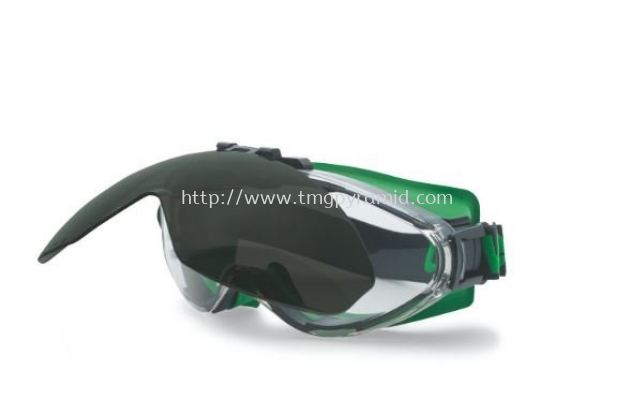 UVEX ULTRASONIC FLIP-UP Welding Goggle