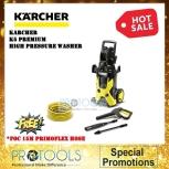 KARCHER HIGH PRESSURE WASHER K5 PREMIUM