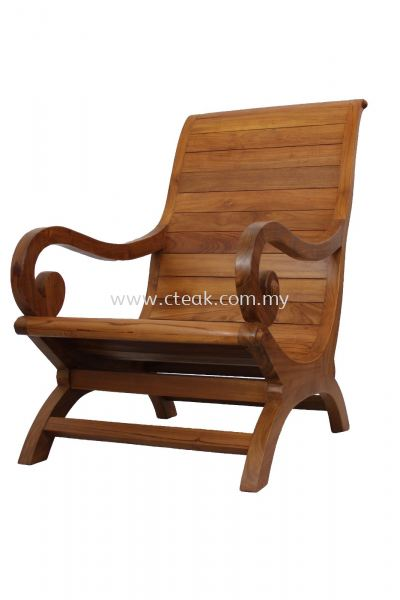 Lazy Chair (Fit with Foot Stool)