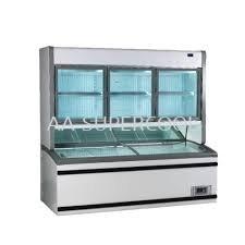 Freezer combi