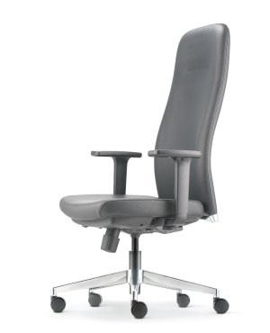 ARONA EXECUTIVE HIGH BACK CHAIR-PU/PVC