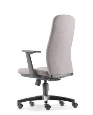 ARONA MEDIUM BACK CHAIR-FABRIC
