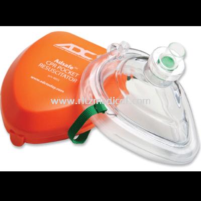 CPR Mask in Hard Case