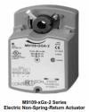 M9109-xGx-2 Series Electric Non-Spring-Return Actuators Electric Damper Actuators Valve and actuator Johnson Controls
