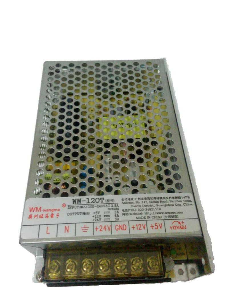 Power Supply WM120T