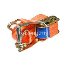 Lashing Tie Down Ratchet Belt Strap