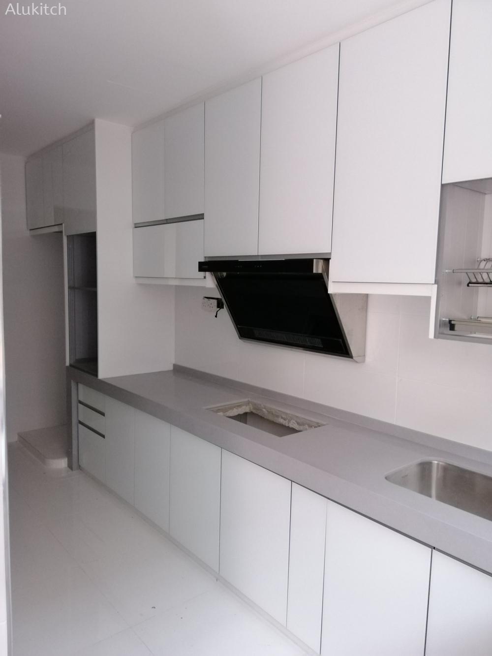 Aluminium Kitchen Cabinet Seremban Ns Aluminium Wardrobe Supply Selangor Kl Bathroom Cabinet Supplier Malaysia Alukitch Sdn Bhd
