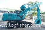 LOG200XDL-10  Excavator Bucket and Thumb