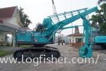 LOG130HDL Excavator Bucket and Thumb