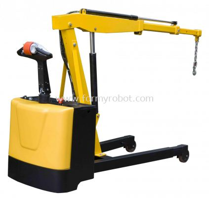 Movable Counter Balanced Floor Crane EPFC-25
