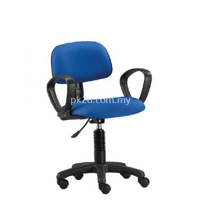 PK-TSOC-2-A-L1 - Task III Typist Chair With Armrest