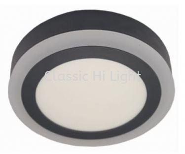 Ledeon 1062 Round 12W+6W LED Surface or Ceiling / wall Light