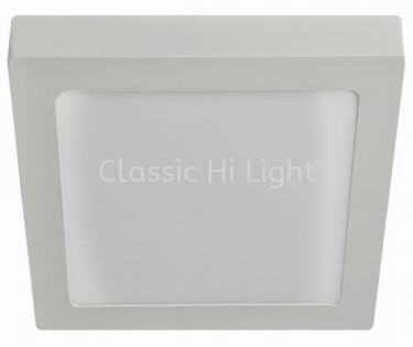 LEDEON 1059 12W Square LED Surface Downlight / Ceiling Mounted Light