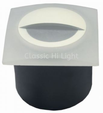 Yetplus S53 3W Square LED Step Light