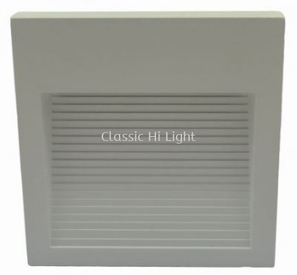 Yetplus S225 6W Square LED Step Light