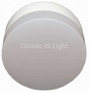 Ledeon 1060 Round 12W LED Surface or Ceiling / wall Light